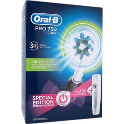 Oral-B Pro 750 CrossAction Special Edition Black