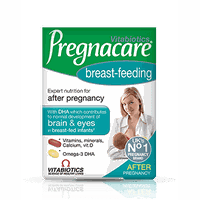 VITABIOTICS PREGNACARE BREAST-FEEDING 56TABL+28CAPS