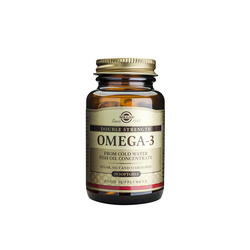 Solgar Omega-3 Double Strength (700) softgels 30s