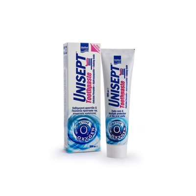 Intermed - Unisept Toothpaste with Active Oxygen - 100ml