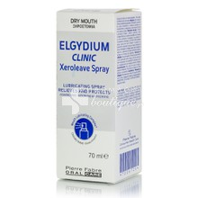 Elgydium Clinic Xeroleave Spray (Dry Mouth) - Ξηροστομία, 70ml