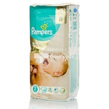 Pampers No.2 (3-6 kg) - New Baby Premium Care, 50τμχ.