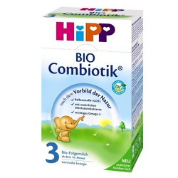 Hipp Bio Combiotic Νο.3 Organic Milk from 12 months 600gr (in box)
