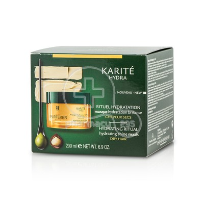 RENE FURTERER - KARITE HYDRA Masque Hydration Brillance - 200ml