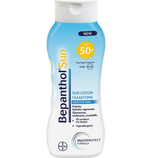 BEPANTHOL SUN BODY SPF50+ 200ML