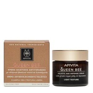 Apivita queen bee light texture