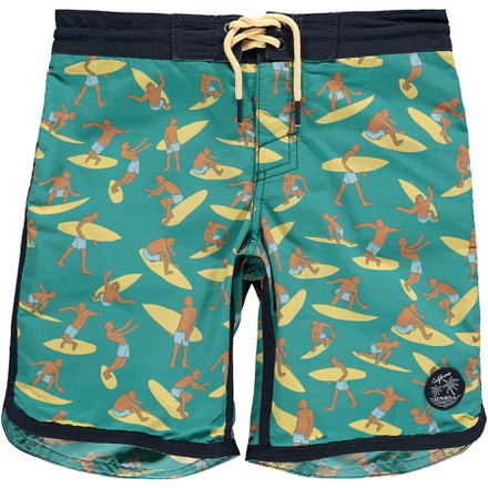 PB SURF PATCH BOARDSHORTS  Βερμ. Εισ.