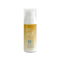 GENOMED ELIX FACE SunScreen No Color 50spf 50ml