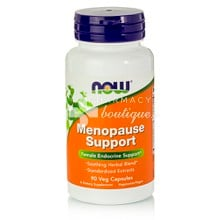 Now Menopause Support - Εμμηνόπαυση, 90 vcaps