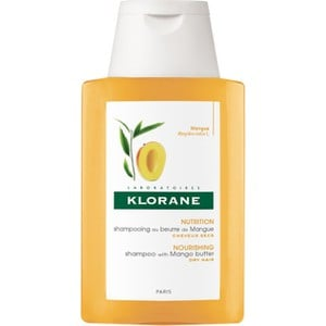 Klorane nourishing shampoo with mango butter 75ml