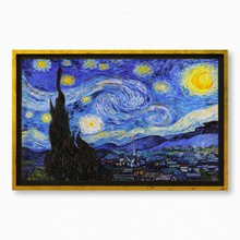 Van gogh   the starry night 301 11  65x40
