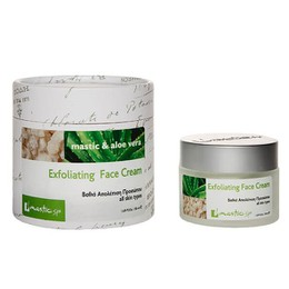Mastic Spa Exfoliating Face Cream 1.69 fl.Oz/50ml e