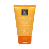 APIVITA SUNCARE FACE CREAM ANTI-SPOT SPF50 50ML