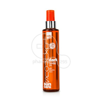 INTERMED - LUXURIOUS SUN CARE Dark Tanning Oil with Vitamins A+E - 200ml