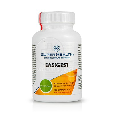 SUPER HEALTH - Easigest - 60caps