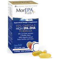 MINAMI NUTRITION MOREPA+ PLUS 30 SOFTGELS