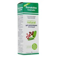 SOMATOLINE COSMETIC NATURAL SLIMMING GEL 250ML.
