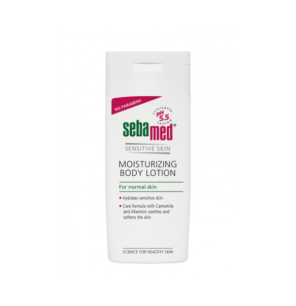 SEBAMED BODY LOTION 200ML