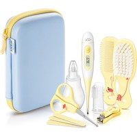 Philips Avent Baby Care Set - Σετ 8 Προϊόντων Για Την Βρεφική Περιποίηση