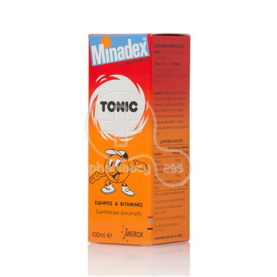 SEVEN SEAS - MINADEX Tonic - 100ml