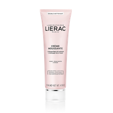 Lierac Creme Moussante Foaming Cream - Double Cleanser 150ml.