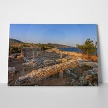 Ruins of aliki thassos 1018914313 a