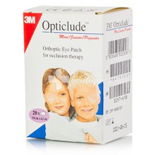 3M Opticlude MINI Eye Patches, 20τμχ (1537/20)