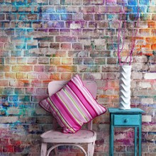 Colored wall c