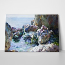 Sea and rocks 357507743 a