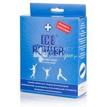 Ice Power Cold/Hot Pack - Κομπρέσα Ζεστή ή Κρύα, 1τμχ.