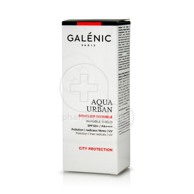 GALENIC - AQUA URBAN Bouclier Invisible SPF50+ - 40ml