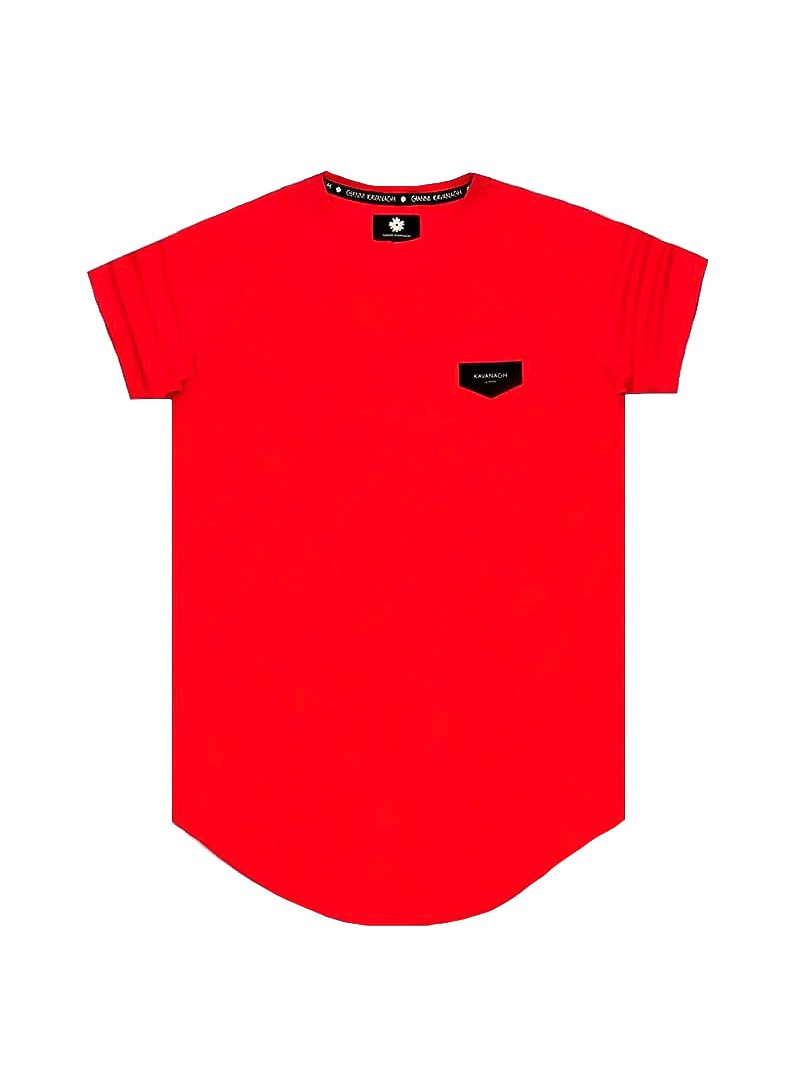 Gianni Kavanagh Red Tee Core Collection