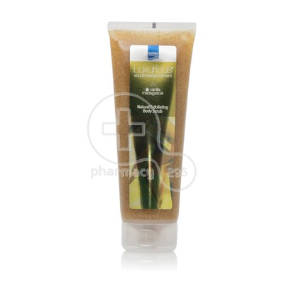 INTERMED - LUXURIOUS AQUATIC BODY TREATMENT Natural Exfoliating Body Scrub Vanilla Madagascar - 250ml