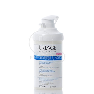URIAGE - XEMOSE Creme Relipidante Anti Irritations - 400ml