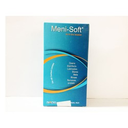 Meni-Soft Cleaning Solution for Contact Lens 100ml