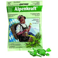 POWER HEALTH ALPENKRAFT CARAMELS 75GR
