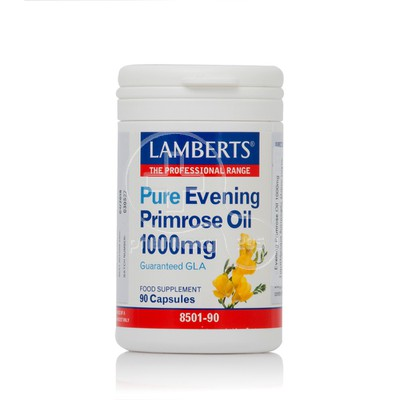LAMBERTS - Pure Evening Primrose Oil 1000mg - 90caps