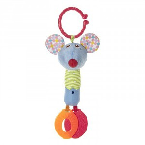 Mouse stroller toy  1pc