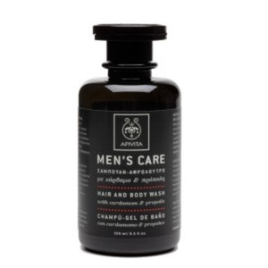 Propoline men s care hair and body wash with cardamon   propolis 250ml