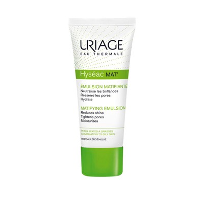 Uriage - Hyseac Mat Emulsion Matifiante - 40ml