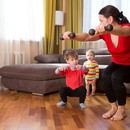 Best Home Workouts With Your Kids!