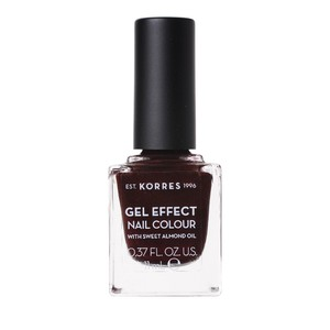 KORRES Gel effect nail colour N54 festive red 11ml