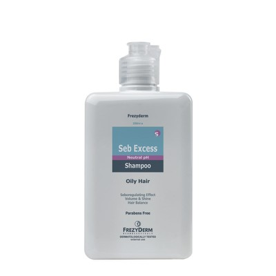 FREZYDERM - Seb-Excess Shampoo - 200ml Oily Hair