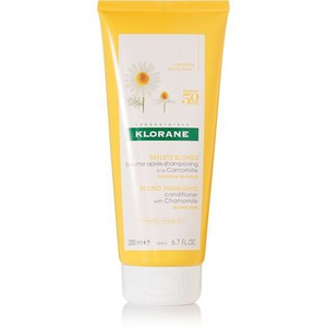 Klorane blond highlights conditioner with chamomile 200ml enlarge
