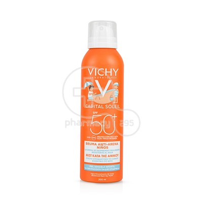 VICHY - CAPITAL SOLEIL Anti-Sand Mist SPF50+ - 200ml