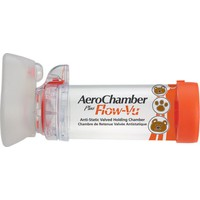 AEROCHAMBER FLOW-VU MASK SMALL (0-18 MONTHS)