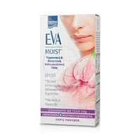 INTERMED - EVA  MOIST Moisturizing & Lubricating Vulvovaginal Gel pH5.0 - 9tubesx50gr