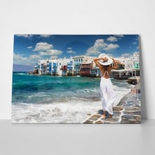 Woman in mykonos 701445601 a