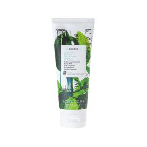 Korres green tea body milk 200ml