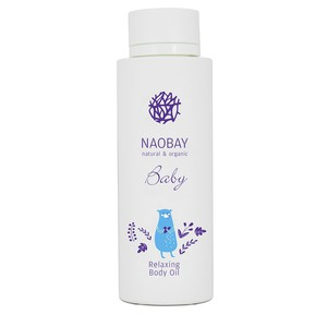 Naobay baby oil 125ml